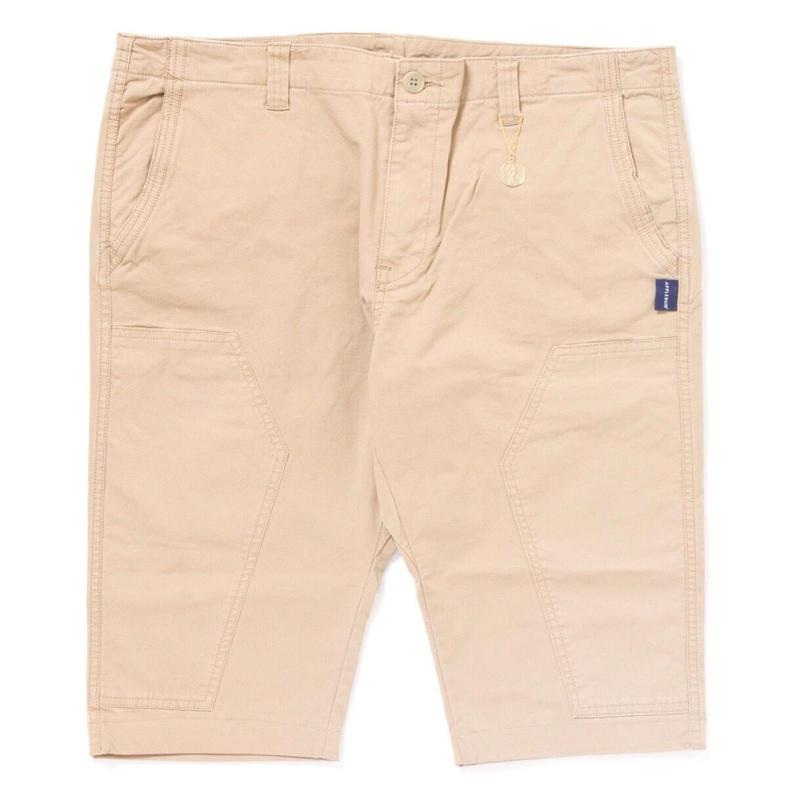 【APPLEBUM】Stretch Short Pants[Beige]
