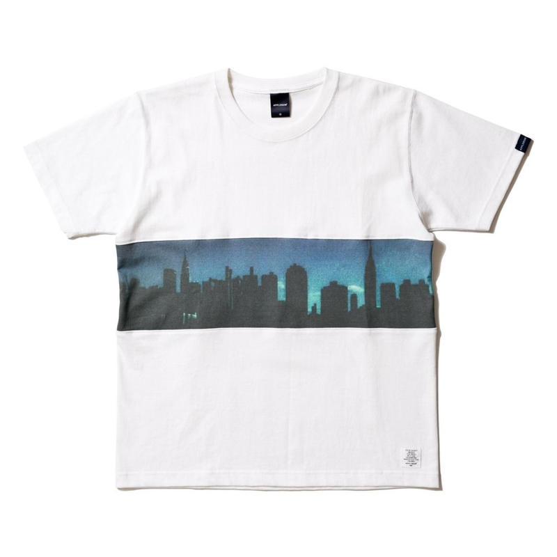 【APPLEBUM】CITY Mixed T-shirt