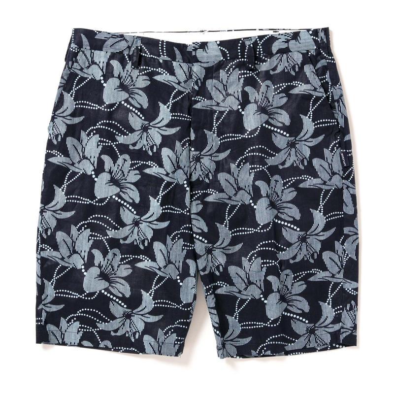 【APPLEBUM】African Flower Short Pants