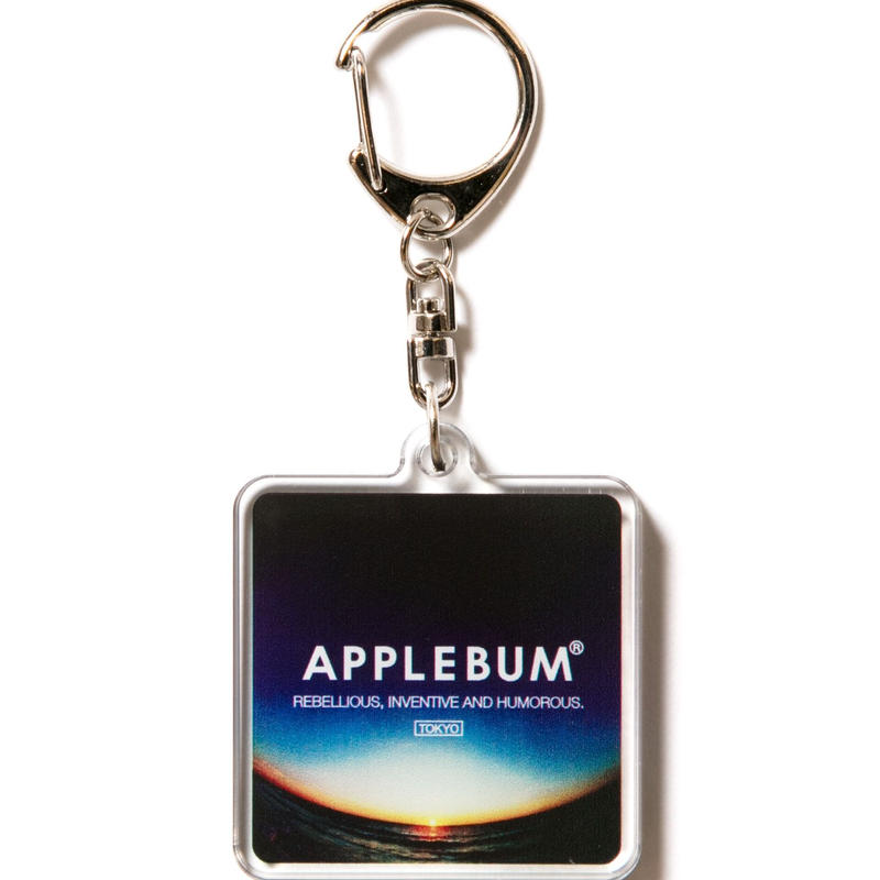 "【APPLEBUM】Summer Madness"" Keyholder"