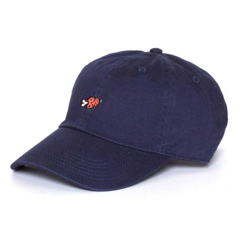 【APPLEBUM】HONENIKU Cotton Cap[Navy]