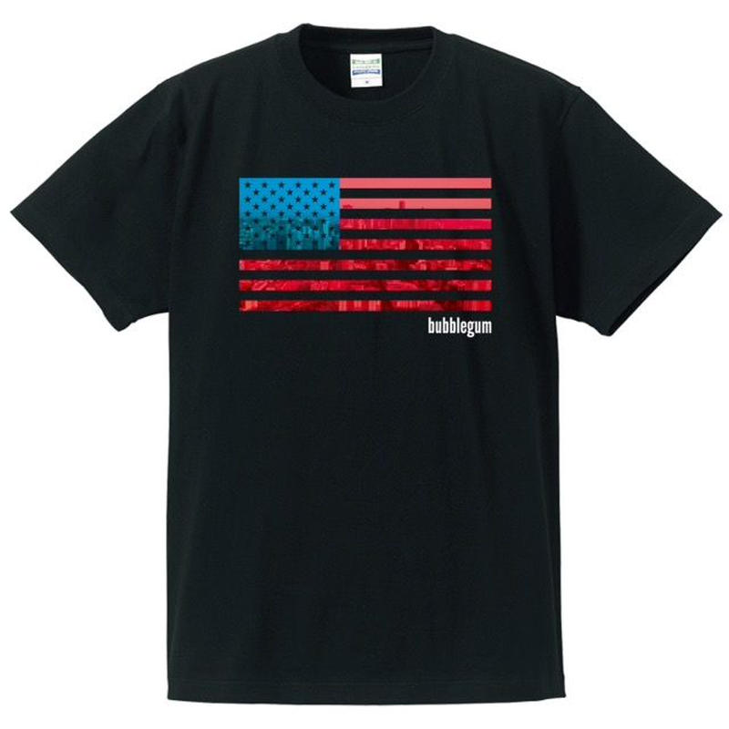 【bubblegum original】TEE USA