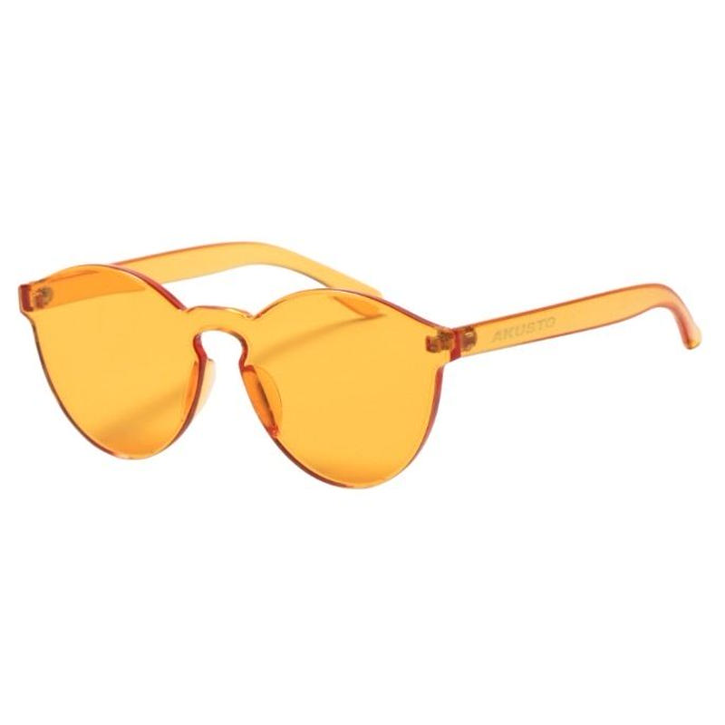 【APPLEBUM】Rimless Acrylic Sunglass [Orange]