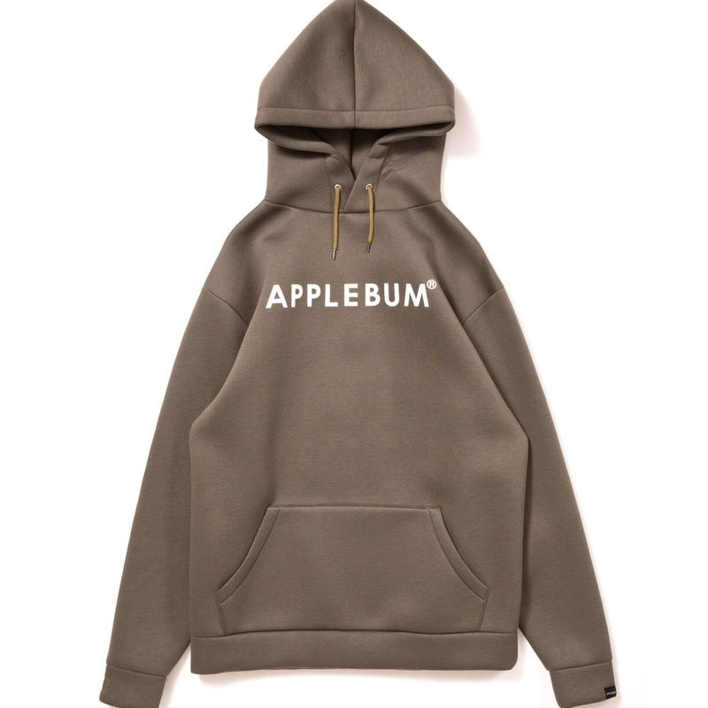 【APPLEBUM】Logo Bonding Parka [Olive]