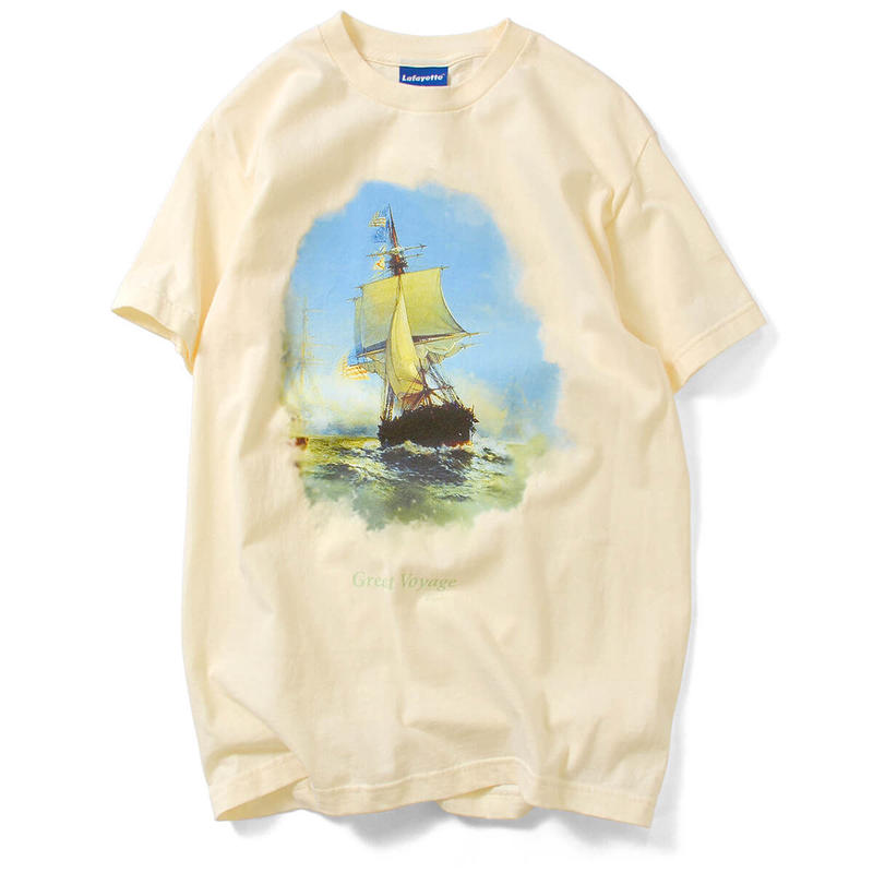 【Lafayette】GREAT VOYAGE TEE