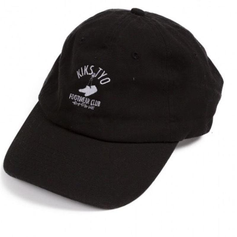 【KIKSTYO】FWC DAD HAT[BLACK]