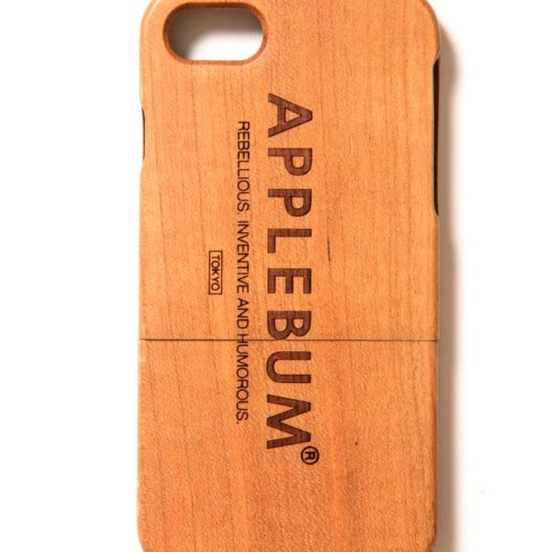 【APPLEBUM】Wood iPhone7 Case