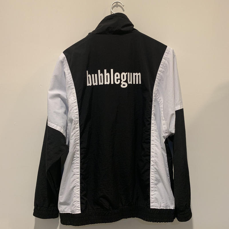 【bubblegum】nylon track jacket