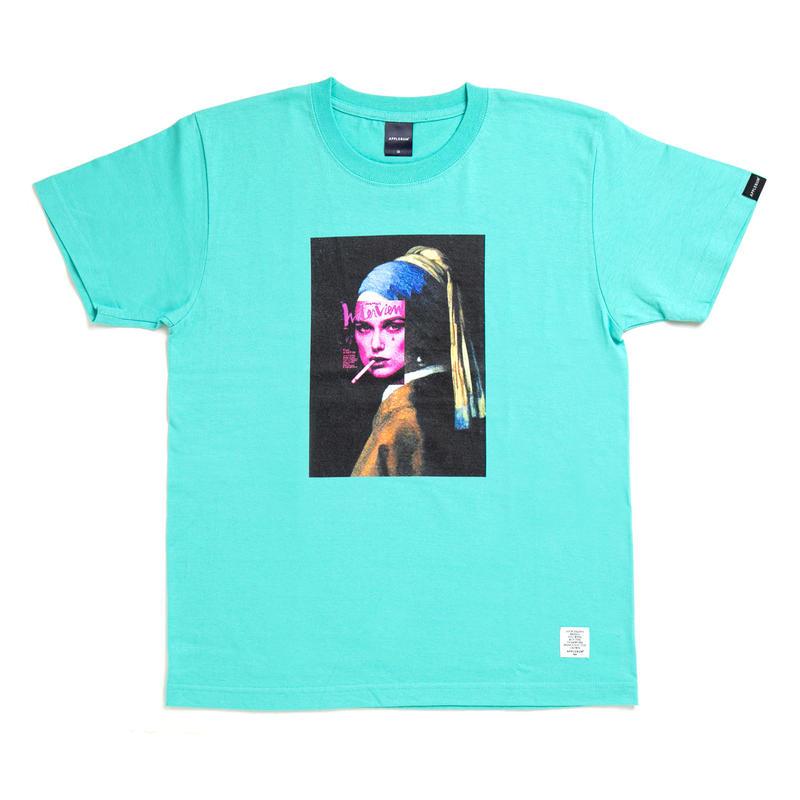 """【APPLEBUM】""""Masterpiece"""" T-shirt [Mint]"""