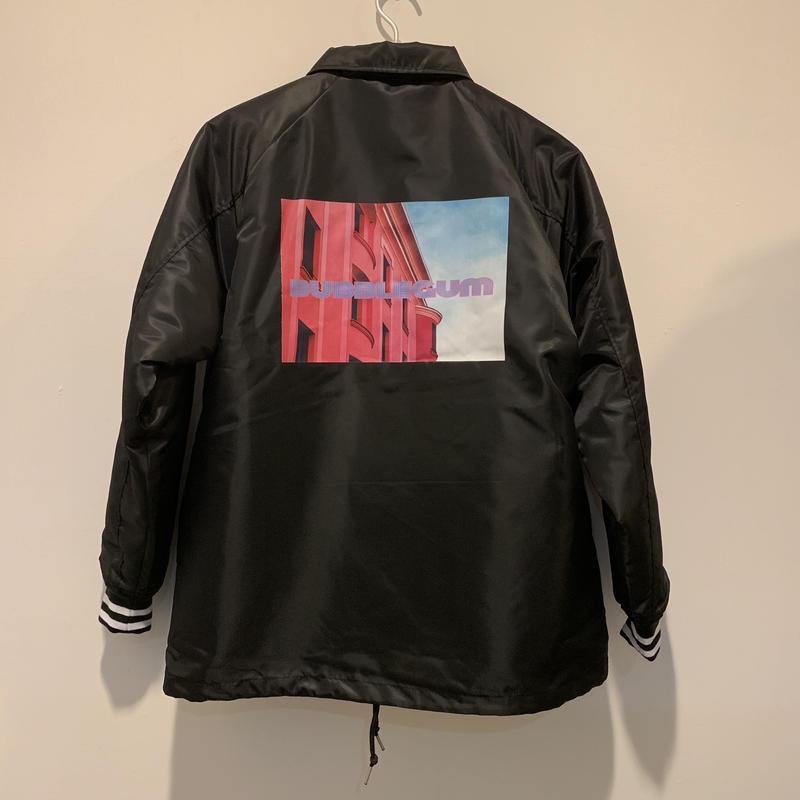 【bubblegum】boa coach jacket