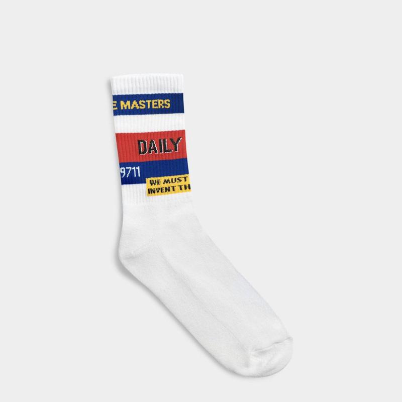 【dailypaper】White Fad sox