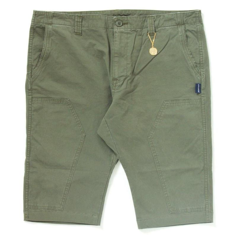 【APPLEBUM】Stretch Short Pants[Olive]