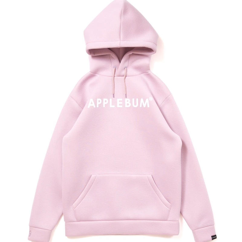 【APPLEBUM】Logo Bonding Parka [L.Purple]