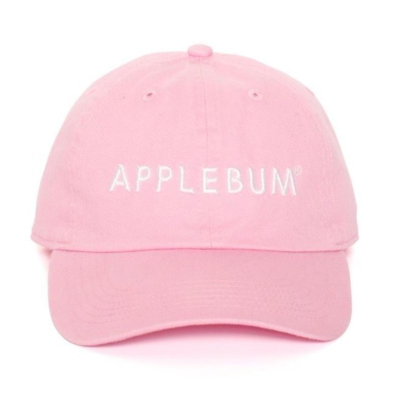 【APPLEBUM】Logo Cotton Cap