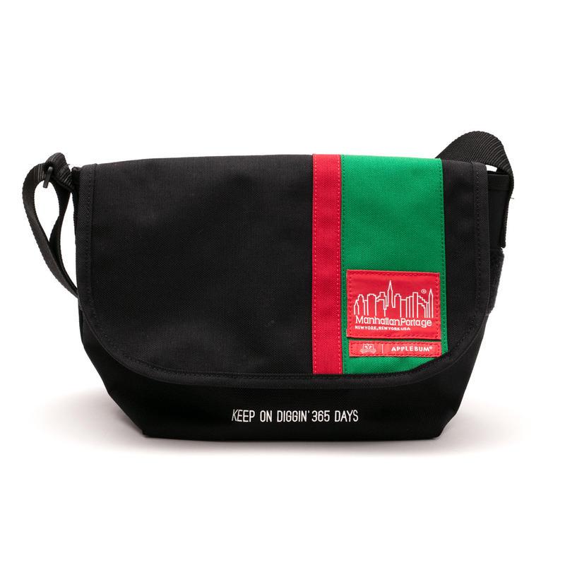 APPLEBUM×MURO×Manhattan Portage Messenger Bag