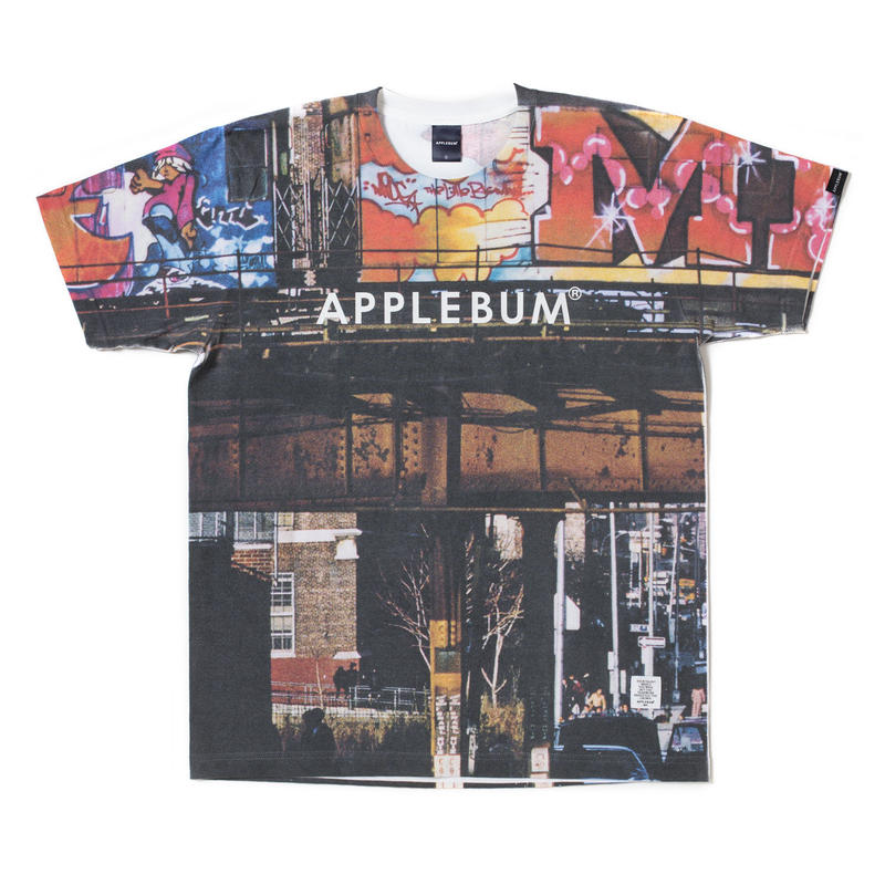 "【APPLEBUM】""ALL CITY"" T-shirt"