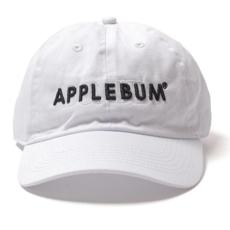 """【APPLEBUM】""""BONITA APPLEBUM"""" Cotton Cap [White]"""