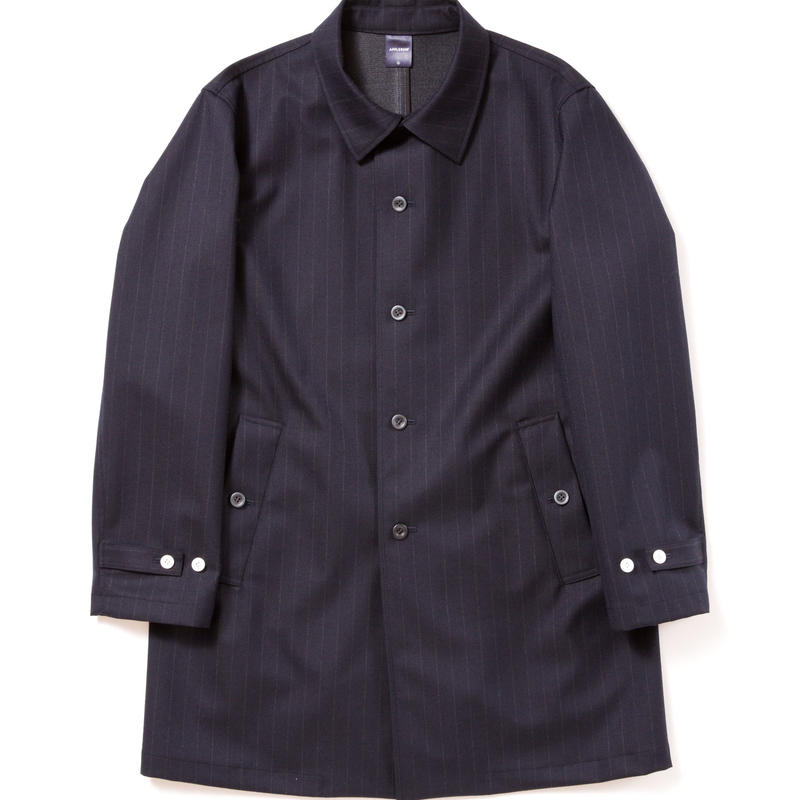 【APPLEBUM】CORDURA WOOL Soutien Collar Coat