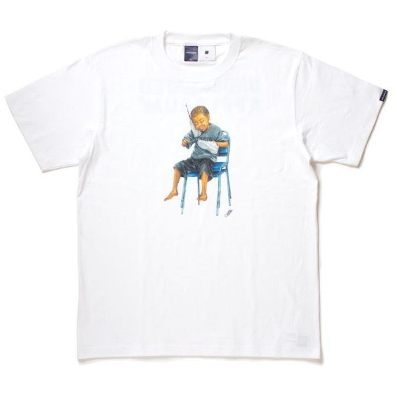 "【APPLEBUM】 ""Clean Up"" S/SL TEE"