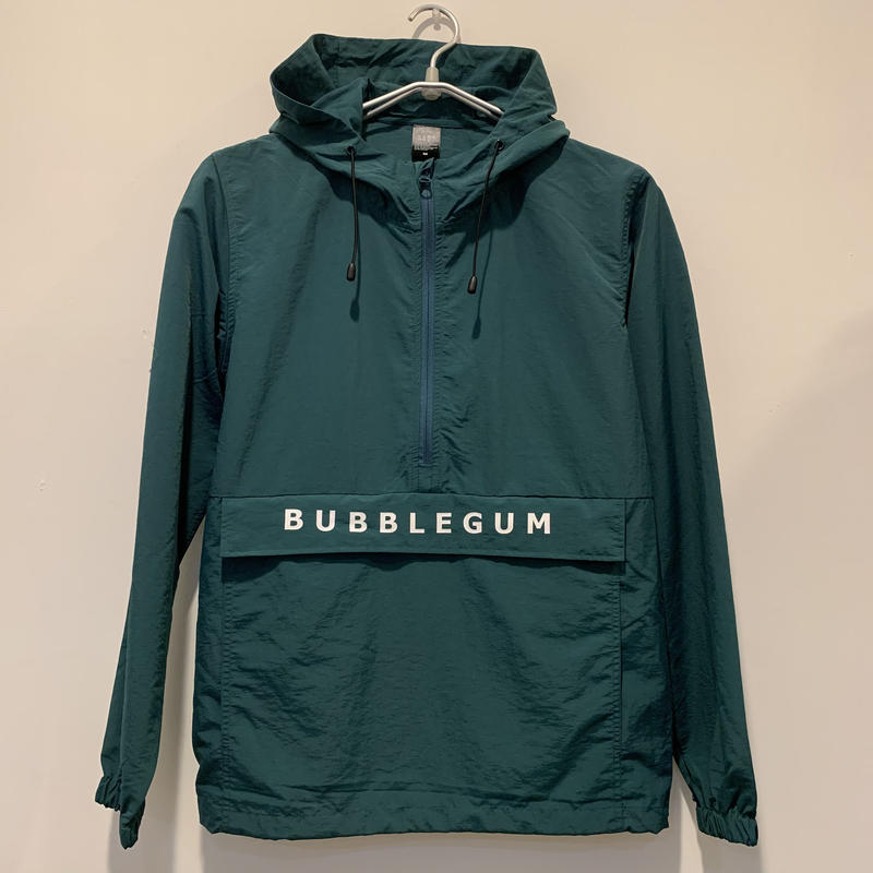 【bubblegum】nylon anorak jacket