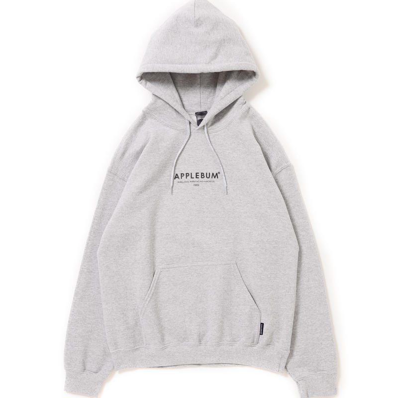【APPLEBUM】Cube Logo Sweat Parka