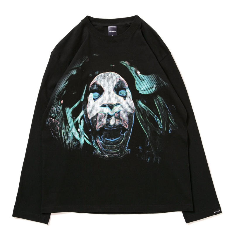 "【APPLEBUM】""BUSTA"" Long Sleeve T-shirt"