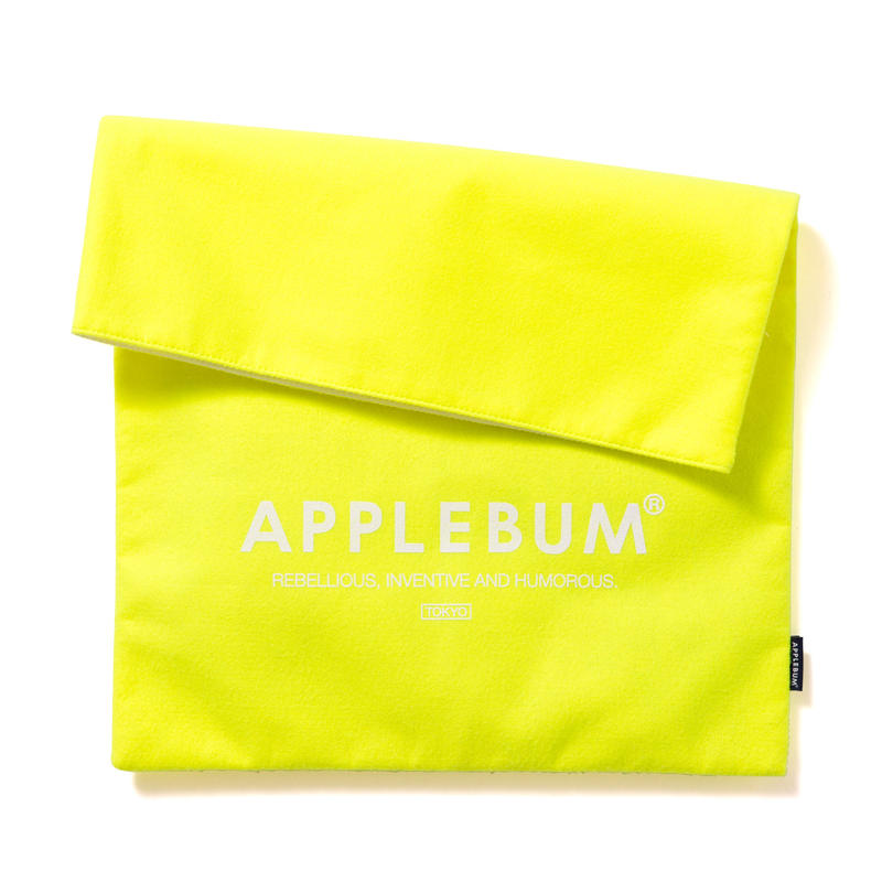 【APPLEBUM】 Tennis Ball Clutch Bag
