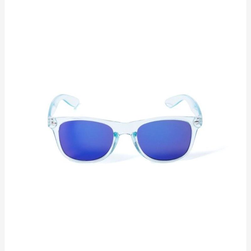【APPLEBUM】Clear Mirror Sunglasses [Clear]