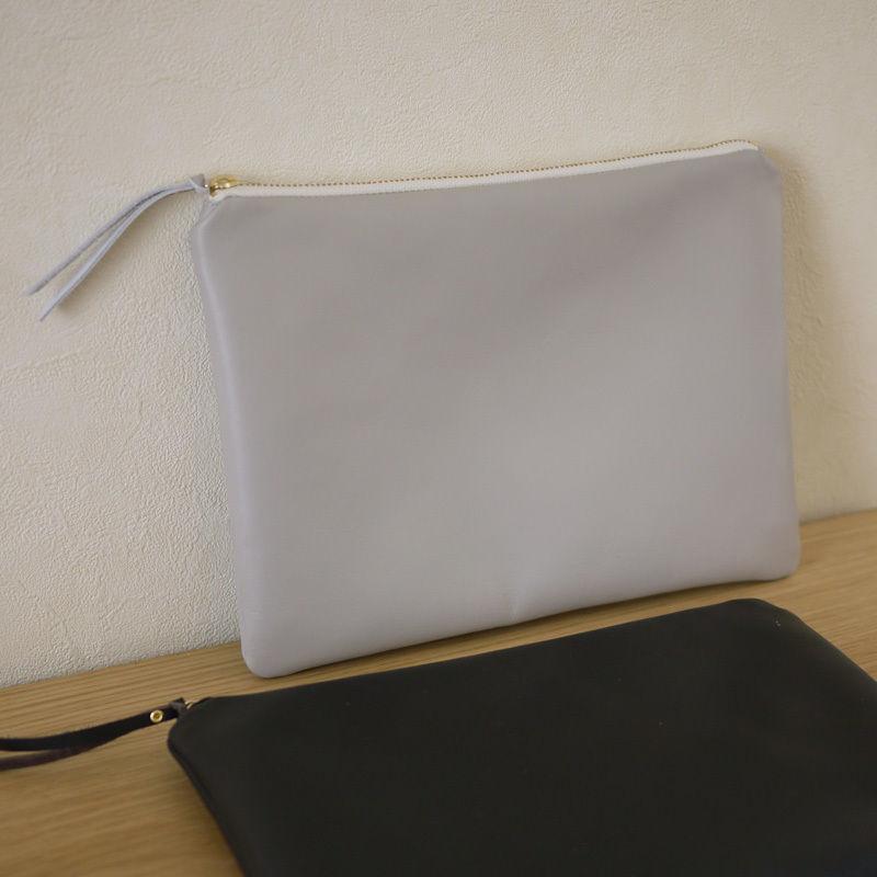 NEW Pouch / L Light Gray