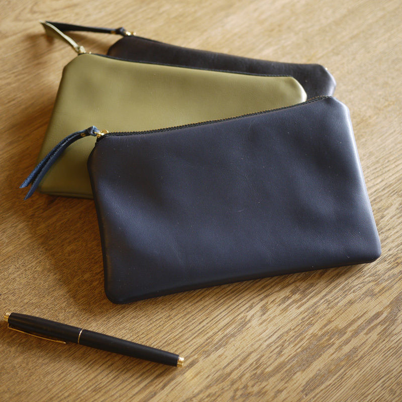 New Pouch / M Navy