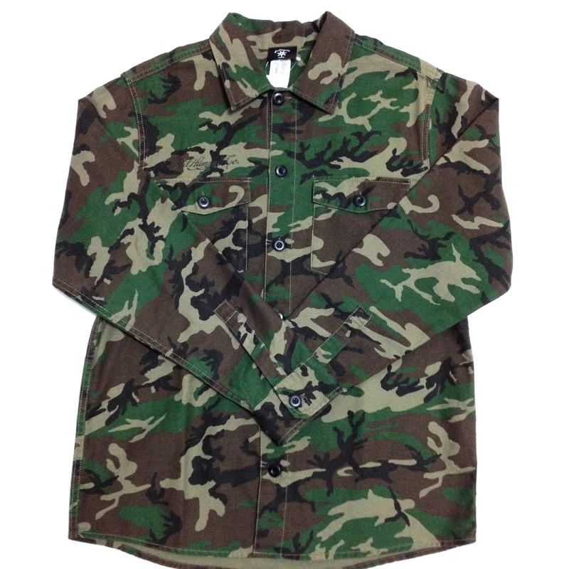 L/S Shirts (CAMO)
