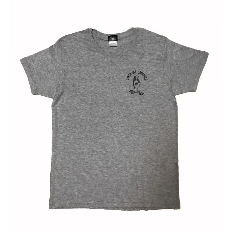 """SONS OF LIBERTY"" tee (GRAY)"
