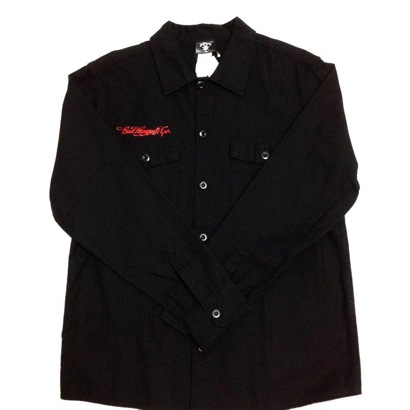 L/S Shirts (BLK)