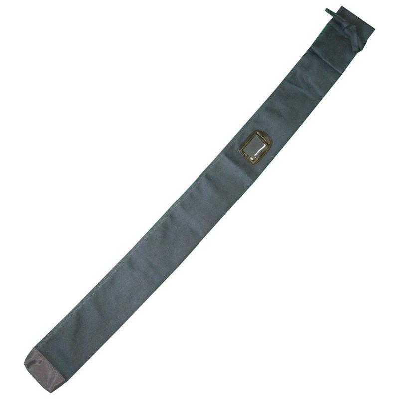 竹刀袋 紺色帆布製 負いバンド付2本入り