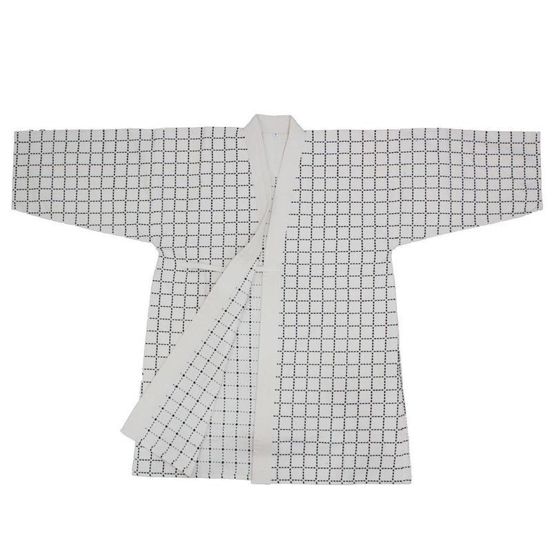 白碁盤刺 剣道衣