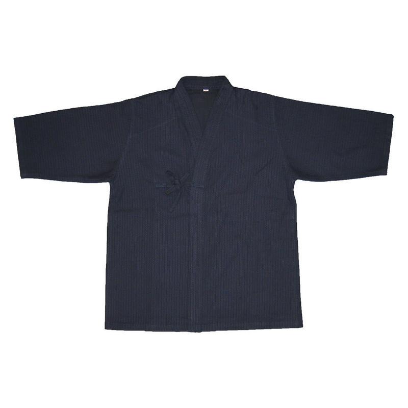アキハ織剣道衣 紺