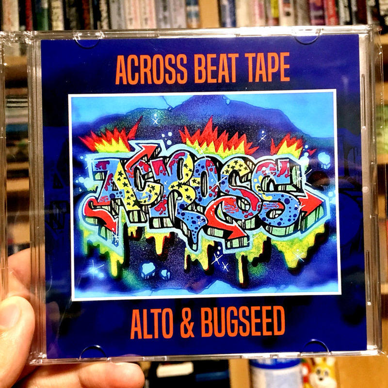 Alto & Bugseed - Across Beat Tape (CDR)