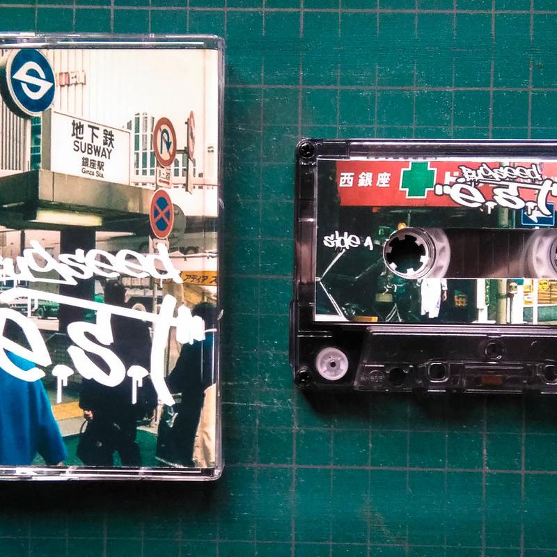 Bugseed - E.S.T (Cassette Tape)
