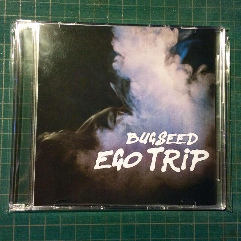 Bugseed - Ego Trip (CDR)