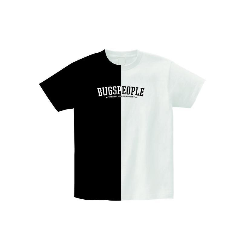 スカー総柄Tシャツ
