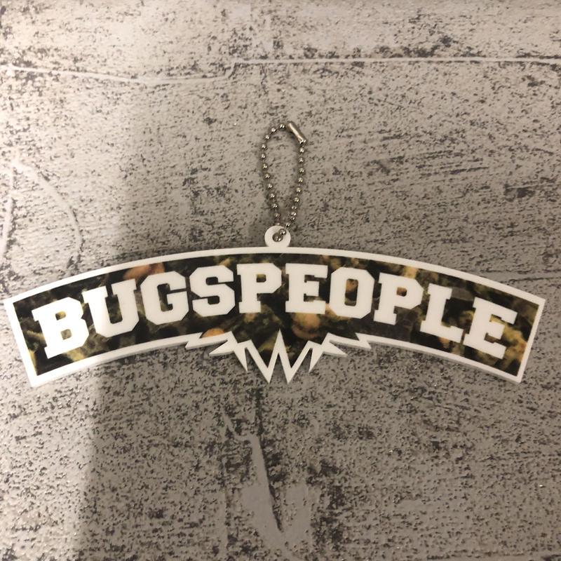 BugsPeople オリジナルキーホルダー