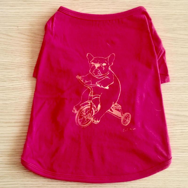 プリントTシャツ☆D