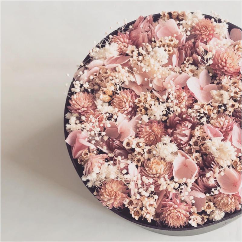 champ de fleure BOXフラワー
