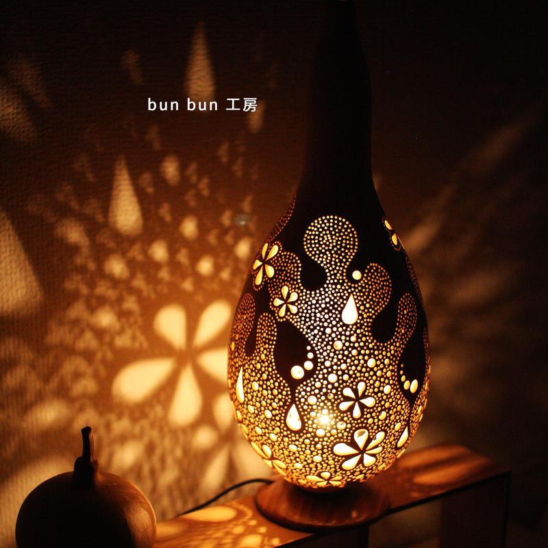 誘惑の甘い蜜--LLサイズひょうたんlamp