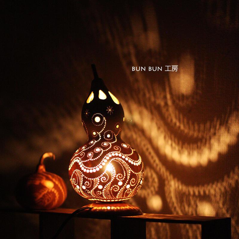 ひょうたんランプ------ spore