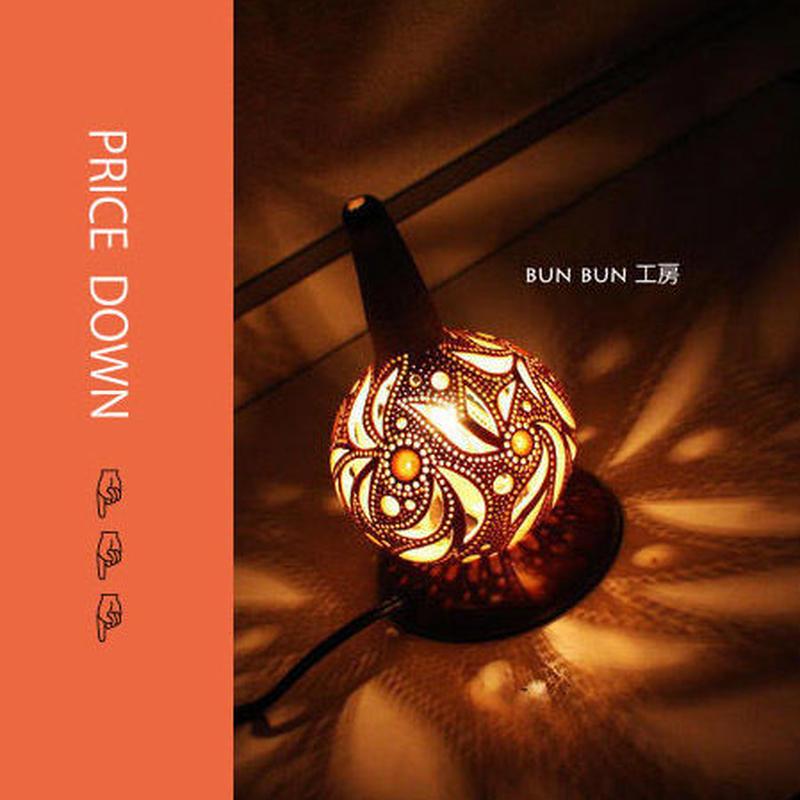 PRICE-DOWN ひょうたんランプ---ミニlamp