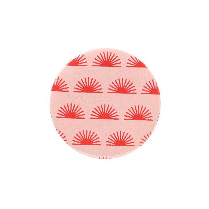 缶バッジ 夏目漱石 永日小品