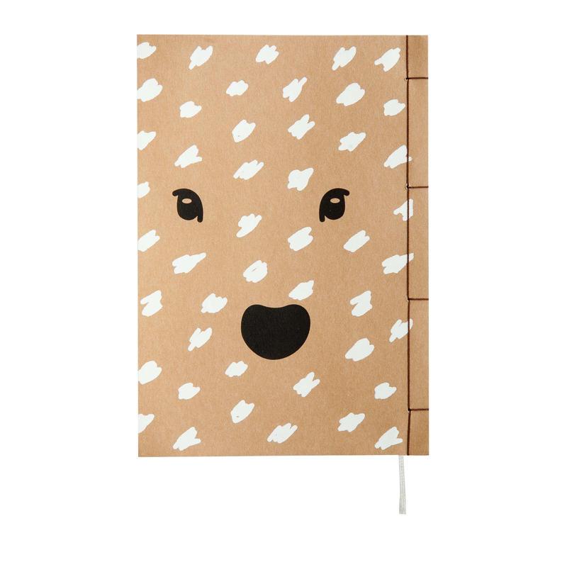 和綴じノート(単行本サイズ) 宮澤賢治 鹿踊りのはじまり