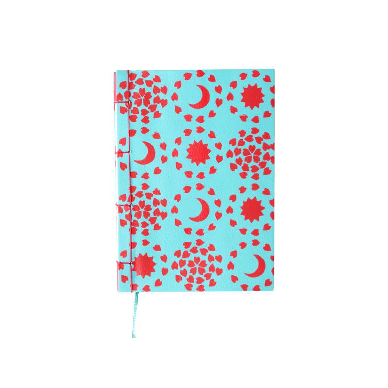 和綴じノート(文庫本サイズ) 坂口安吾 桜の森の満開の下