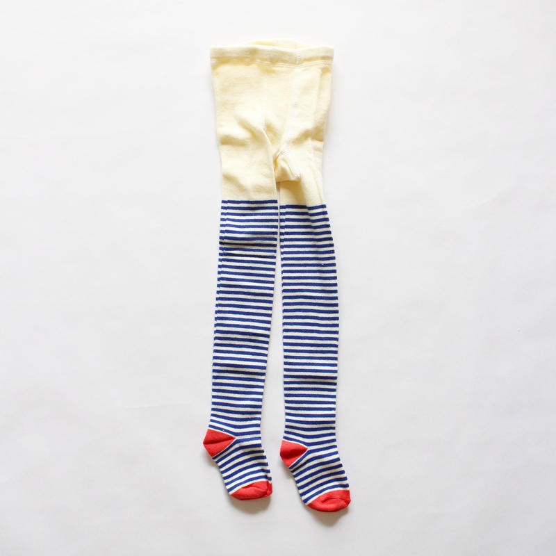 nautical stripe tight / ivory